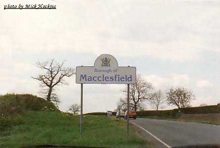 macclesfield by Mick Hoksins